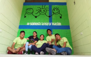 Municipalidad de San pablo Jocopilas, Suchitepéquez, cede espacio físico a la  red juvenil Metamorfosis
