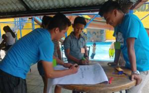 Redes Juveniles realizaron taller con enfoque en Derechos Sexuales y Reproductivos, en Samayac, Suchitepéquez