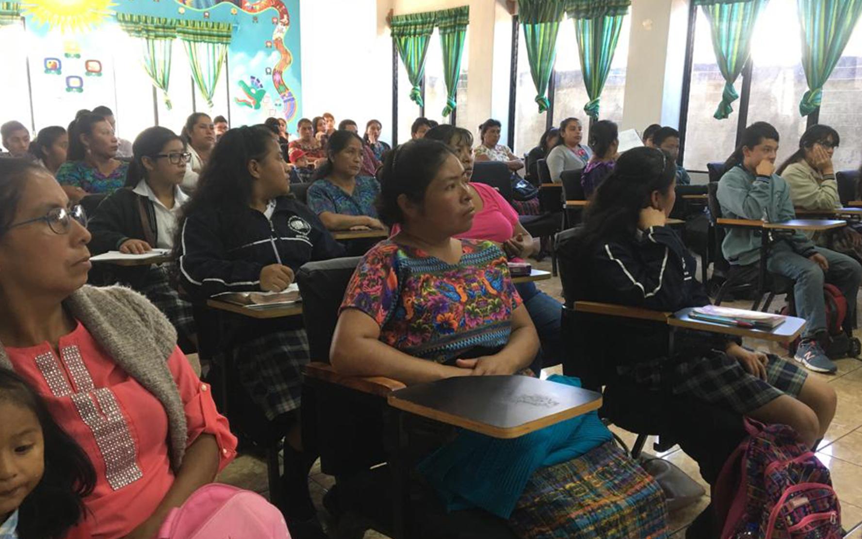 Planificación de Diplomado de Formación Ciudadana para jóvenes
