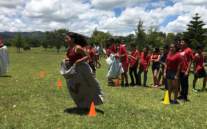 Conmemoración del Día Internacional de la Juventud en San Martín Jilotepeque y Chimaltenango