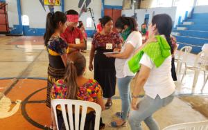 Diplomado «Docencia para la paz y el respeto a los derechos de la niñez y adolescencia de Guatemala», se realiza en Samayac, Suchitepéquez
