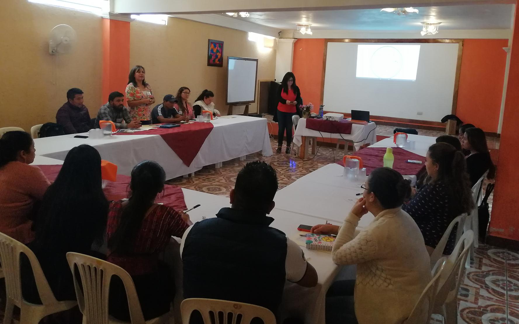 Diplomado de primera infancia en Panajachel, Sololá