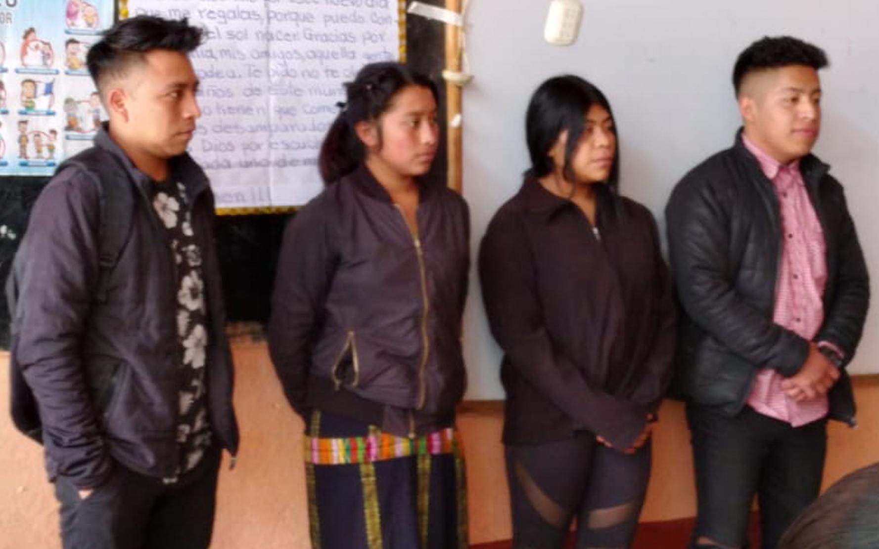 Adolescentes y jóvenes de NIV NAUC realizan visita a Centro Educativo NUFED