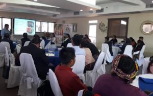 Niñez, adolescencia y juventud de Quetzaltenango socializan el proyecto Más Derechos Menos Discriminación con autoridades municipales del departamento