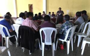 Alcalde y Concejo Municipal de Chimaltenango dicen: Manos a la obra con el proyecto Entre Amigos Construimos Ciudadanía Política 2019-2021