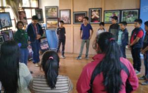 NIV NAUC realiza reunión de trabajo en Santa María Visitación, Sololá