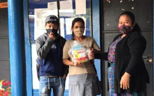 Solidaridad con adolescentes y jóvenes de San Martín Jilotepeque