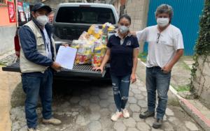 PAMI realiza entrega de kits de nutrición para niñez de primera infancia, en dos municipios de Sololá