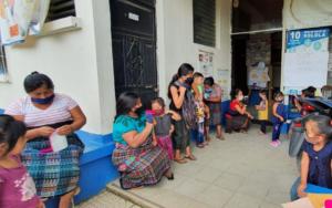 Madres guía replican aprendizajes sobre educación inicial en comunidades de Santa Catarina Ixtahuacán, Sololá