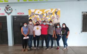 Organizaciones de adolescentes y jóvenes, se reúnen para fortalecer capacidades, en San Pablo Jocopilas, Suchitepéquez