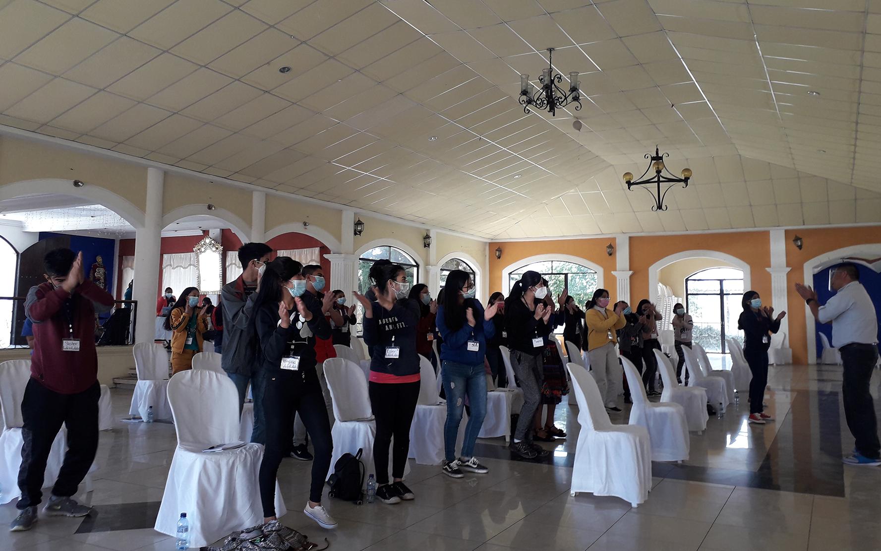 Adolescentes y jóvenes de Quetzaltenango y Totonicapán comparten experiencias en un proceso de formación intermunicipal