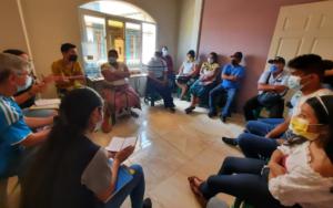 Red Juvenil Metamorfosis coordina reunión para socializar el proyecto S.O.S. por los Derechos de la Niñez y Adolescencia, de PAMI