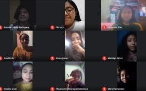 Adolescentes y jóvenes de San Martín Jilotepeque y Chimaltenango, participan en tercera fase del Diplomado de Formación Ciudadana