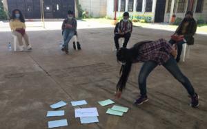 Movimientos Juveniles de dos municipios de Chimaltenango, realizan asamblea general para identificar sus avances