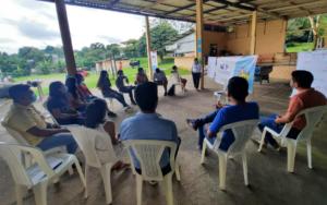 Red Juvenil Metamorfosis fortalece capacidades de organización, gestión y participación de sus integrantes, en San Pablo Jocopilas, Suchitepéquez