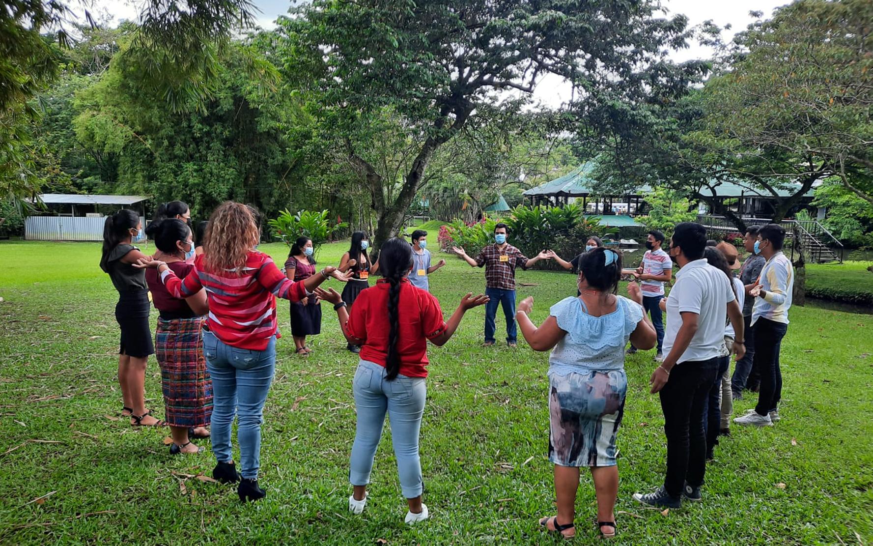 PAMI facilita taller de incidencia política a organizaciones pro derechos de la niñez y adolescencia, en Suchitepéquez